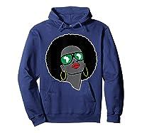 Black History Tshirts For | Pan African Shirt | 1619 T-shirt Hoodie Navy