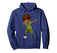 Soccer Shirt For Funny Dabbing Tee Gifts Hoodie Navy