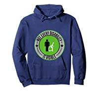 Not Every Disability Is Visible Awareness Illness Shirts Hoodie Navy