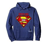 Super Dad By Inspir8 Movet Shirts Hoodie Navy