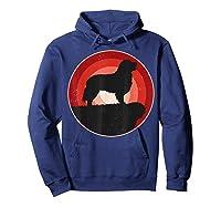 Bernese Mountain Dog Gifts Shirt For & T-shirt Hoodie Navy
