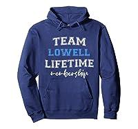 S Team Lowell Groom Squad Custom Bachelor Party Wedding T-shirt Hoodie Navy