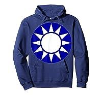 Taiwan Flag Kuomintang Symbol Shirts Hoodie Navy