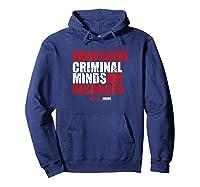 Criminal Minds Obsessive Criminal Minds Disorder Shirts Hoodie Navy