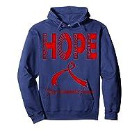 Wegener\\\'s Granulomatosis Awareness T-shirt Hoodie Navy