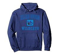 Hilliard Davidson High School Wildcats C1 Shirts Hoodie Navy