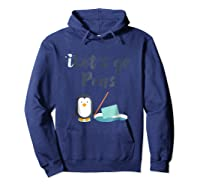 Sports 's Lets Go Pens Funny Hockey Penguins Gift Shirts Hoodie Navy