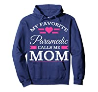 Paramedic Mom Mothers Day Gift For Shirts Hoodie Navy