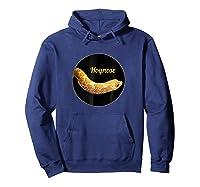 Hognose: Cute Snake T-shirt Hoodie Navy