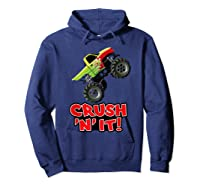 Crush N It For And Shirts Hoodie Navy