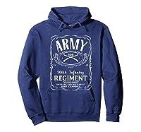 506th Infantry Regi Shirts Hoodie Navy