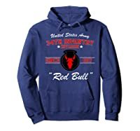 34th Infantry Division Shirts Hoodie Navy