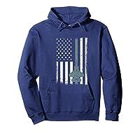 United States F35 Fighter Jet American Flag Veteran Shirts Hoodie Navy