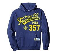 Masonic Prince Hall Pha 357 Sports Style Shirts Hoodie Navy