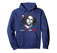 Sons Of Anarchy Jax Being King Shirts Hoodie Navy