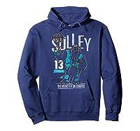 Disney Pixar Monsters University Sulley Basketball Premium T-shirt Hoodie Navy