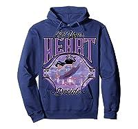 Aladdin Jasmine Let Your Heart Decide Ride Shirts Hoodie Navy