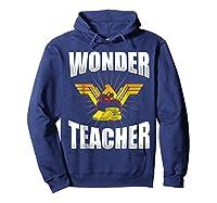 Wonder Tea Funny Tea Life Shirts Hoodie Navy