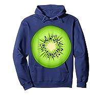 Kiwi Costume Fruit Halloween Costume Shirts Hoodie Navy