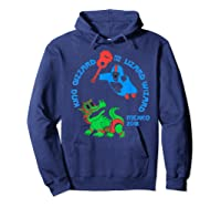 King Gizzard And The Lizard Wizard Shirts Hoodie Navy