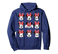 Disney Minnie Rock The Dots Oh My Minnie T-shirt Hoodie Navy