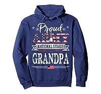 Proud Army National Guard Grandpa T-shirt U.s. Military Gift T-shirt Hoodie Navy