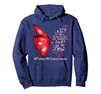 Am The Storm Wolff Parkinson Syndrome Butterfly Shirts Hoodie Navy