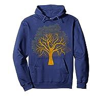 Binary Tree Computer Coding Shirts Hoodie Navy