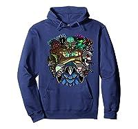 Terraria Boss Rush Hardmode Edition Shirts Hoodie Navy