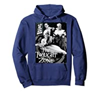 Twilight Zone About To Enter Another Dision Shirts Hoodie Navy
