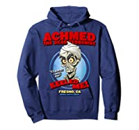 Achmed The Dead Terrorist Fresno, Ca Shirts Hoodie Navy