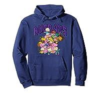 Rugrats Nick Rewind T-shirt Hoodie Navy