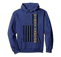 Kings Canyon National Park Souvenir Gift T-shirt Hoodie Navy