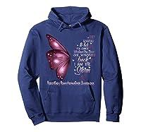 Am The Storm Hereditary Hemochromatosis Awareness Shirts Hoodie Navy