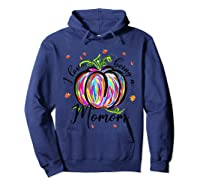 I Love Being A Momom T Shirt T-shirt Hoodie Navy
