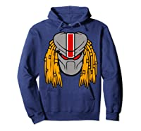 The State Of Ohio Loves The Predator Shirts Hoodie Navy