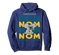 We Bare Bears Nom Nom Everyone's Tube Internet Celebrity Shirts Hoodie Navy