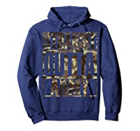 Straight Outta Army Veteran American Military Pride Gift Shirts Hoodie Navy