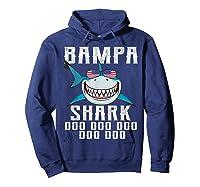 Bampa Shark Doo Doo Shirt - Matching Family Shark Shirts Hoodie Navy