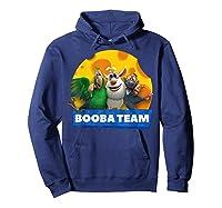 Booba Team Friendship Cheese For Girls Birthday Gift Shirts Hoodie Navy