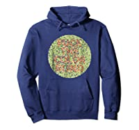 Fuck The Colorblind Shirts Hoodie Navy