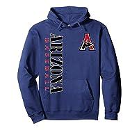 Arizona 1998 Diamondback Baseball Shirts Hoodie Navy