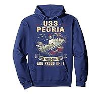 Peoria Lst 1183 Shirts Hoodie Navy
