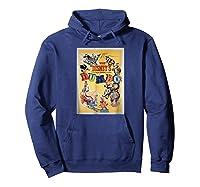 Dumbo Classic Shirts Hoodie Navy