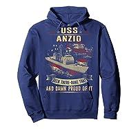 Anzio Cg 68 Shirts Hoodie Navy