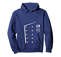 Chef Cooking Funny Culinary Chefs Gifts Shirts Hoodie Navy