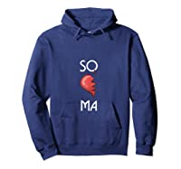 So Ma Cute Soulmates Valentine S Day 2020 Partners Tank Top Shirts Hoodie Navy