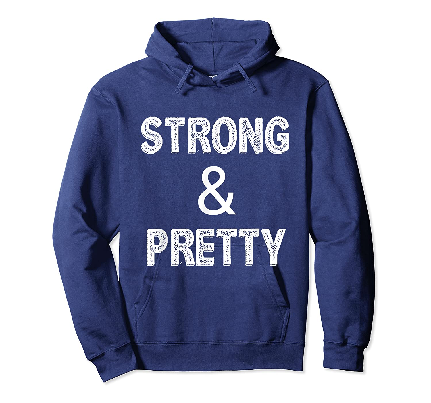 Strong Pretty Funny Strongman Workout Gym Gift Shirts Unisex Pullover Hoodie