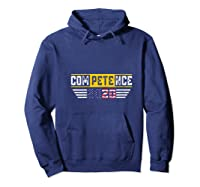Competence 2020 Pete Buttigieg Us 46th President Election T Shirt Hoodie Navy