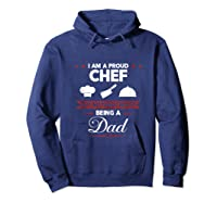 Chef Cooking Funny Culinary Chefs Dad Father S Day Gifts Tank Top Shirts Hoodie Navy